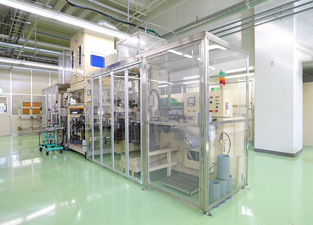 工法技術の設備の写真
