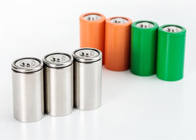 電池セル(単体)の写真