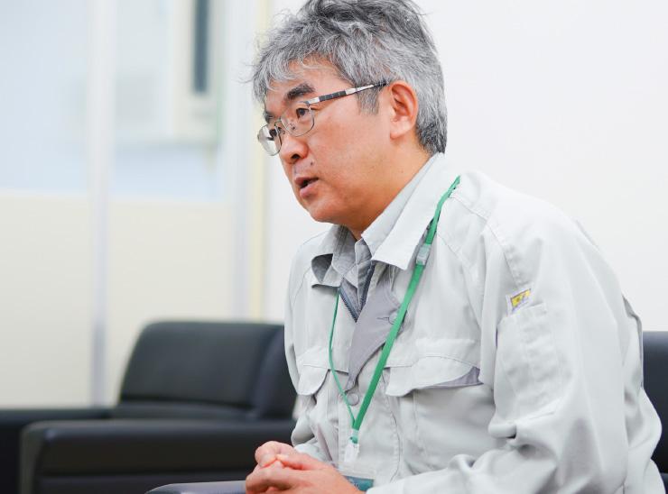 横田「チームワークもすごく良い」